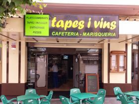 Restaurant-Marisqueria Tapes i Vins