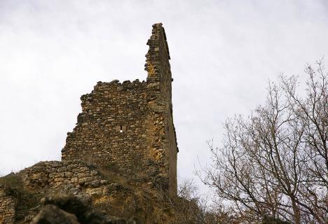 Castillo de Conques