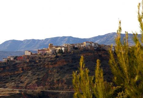La vila closa de Talarn